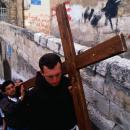 Jeruzsálemben végigjárják Jézus útját  Fotó: gettyimages és AP