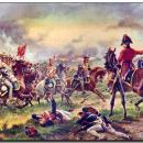 A vesztes csata egy festményen