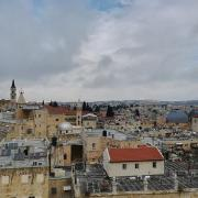 Jeruzsálemi panoráma  Fotó: Barna Marci
