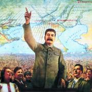 Sztálin, a nép vezére