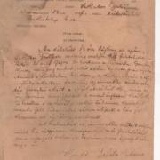 A 103 éves dokumentum