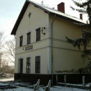 A létavértesi állomásépület