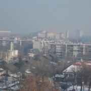 Debrecen szálló porban