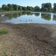 Eltűnik a Vekeri-tó