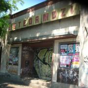 Az egykori Meteor mozi