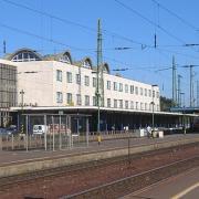 A vasúton érkezők helyi közlekedését is nagyban segíti a jelenlegi helyzet