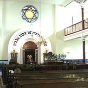 A megújult zsinagóga
