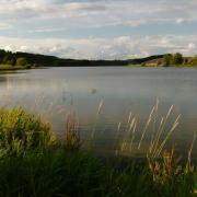 A Viski-tó, ahol nem volt kapás