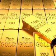 Befektetési aranytömbök