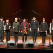 A Budapest Klezmer Band