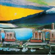Csontváry Kosztka Tivadar: Taormina - többek között ebben is gyönyörködhetünk