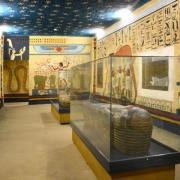 Az egyiptomi részleg nagyon látogató kedvence