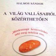 A könyv borítójának részlete