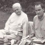 Hrabal és Varga Attila