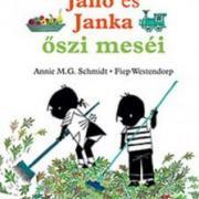 Janó és Janka könyvformában