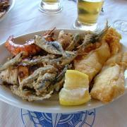 Ételemlék Korfuról