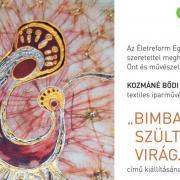 A kiállítás meghívója