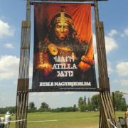 Attila plakát