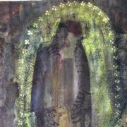Lukács Gábor festménye (részlet)