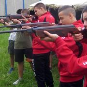 Lövész verseny