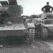 Német harckocsik