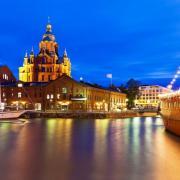Öreg torony Helsinkiben - elérhető álmok?