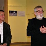 Dobos Péter és Máthé András  Fotó: Seress István