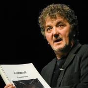 Pepe és a forgatókönyv  Fotó: ODEon Színház