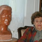 Szél Júlia szoboszlói otthonában