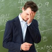 Stresszelő tanár
