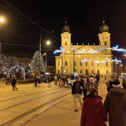 Sétálók vannak, árusok nincsenek  Fotó: Barna Marci