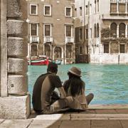 Velence - a szerelmesek városa