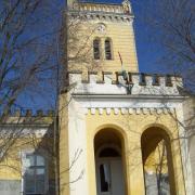 Rhédey kastély - külső felújításra is szükség van