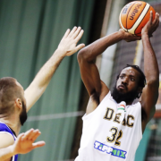 Armwood újra Debrecenben  Fotó: DEAC Kosárlabda