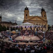 Teltházas érdeklődés mellet zajlott  Fotó: 3X3 Debrecen