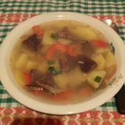 Rénszarvas leves