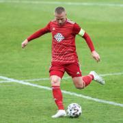 Dzsudzsák Balázs is elégedetlen csapata teljesítményével  Fotó: dvsc.hu