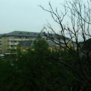 Távolban a NAV székház