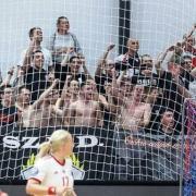 Megszokott látvány  Fotó: Ultras Debrecen