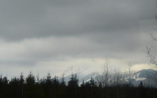 Felhők és hegyek