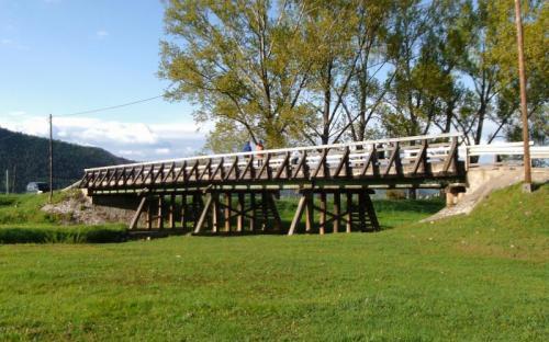 A hídvégardói fahíd