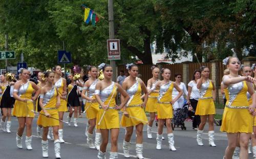 Hajdúböszörményi táncosok