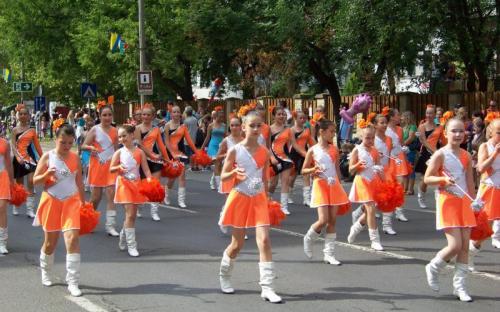 Debreceni majorettek