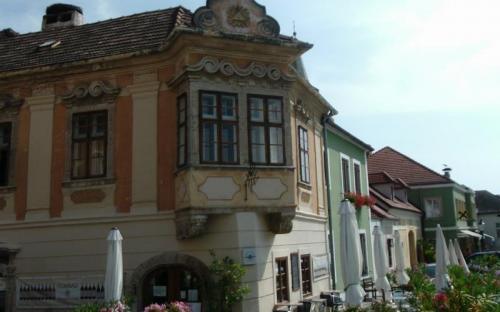Egy szép ruszti épület