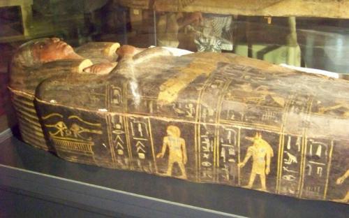 Egyiptomi lelet
