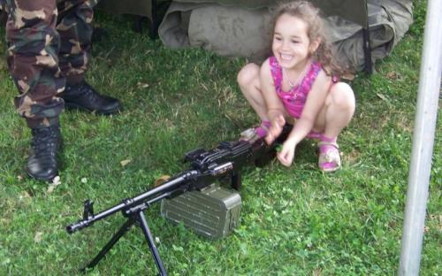 Fegyverbemutató