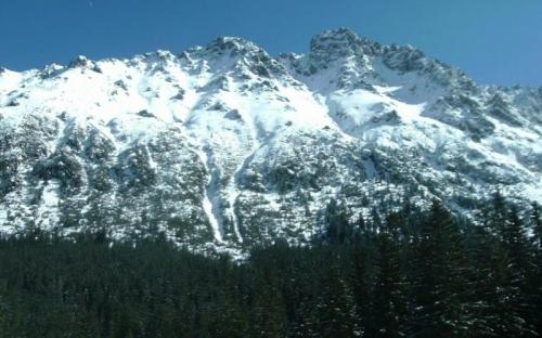 Egy lenyűgöző hegycsúcs