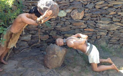 Kivégzés a guanchóknál