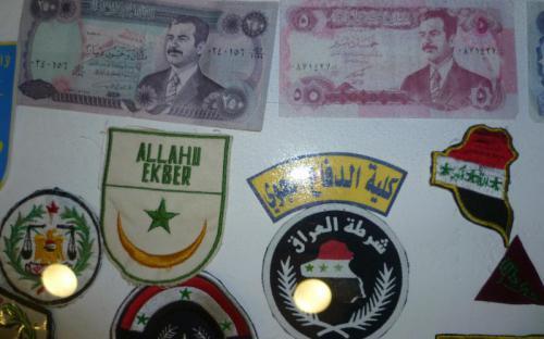 Iraki emlékek