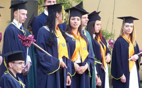 Érettségi előtt